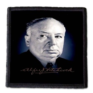 ALFRED HITCHOCK -- Patch