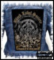 BLACK LABEL SOCIETY - Catacombs of the Black Vatican --- Backpatch Back Patch.jpg