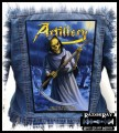 ARTILLERY - One Foot in The Grave --- Backpatch Back Patch.jpg