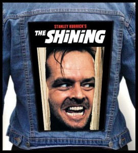 THE SHINING -- Backpatch