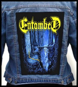 ENTOMBED - Left Hand Path -- Backpatch