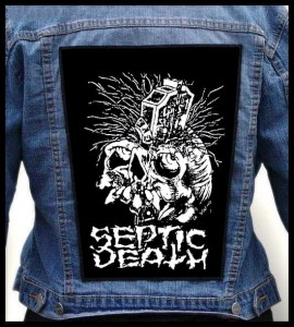 SEPTIC DEATH - Somewhere In Time #2 -- Backpatch