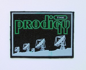 THE PRODIGY [rubber] --  Patch