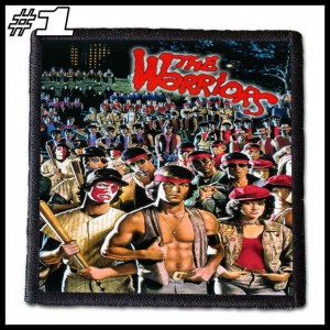 THE WARRIORS -- Patch