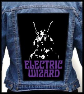 ELECTRIC WIZARD - Devil -- Backpatch
