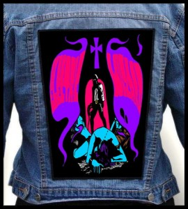 ELECTRIC WIZARD - Slave -- Backpatch