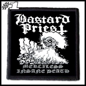 BASTARD PRIEST -- Patch