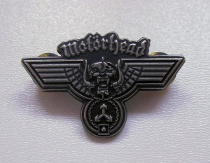 MOTORHEAD - Hammered -- Metal Pin