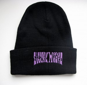 ELECTRIC WIZARD [purple] -- Beanie
