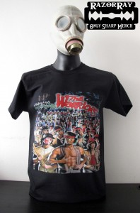 T-shirt THE WARRIORS