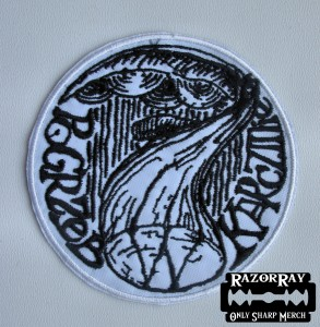 LICHO - Pogrzeb w Karczmie [white] -- Embroidered Patch