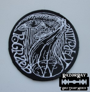 LICHO - Pogrzeb w Karczmie [black] -- Embroidered Patch