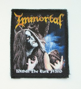 IMMORTAL - Within the Dark Mind --  Patch