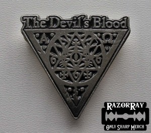 THE DEVIL'S BLOOD -- Metal Pin
