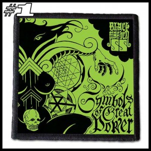 BLACK MAGICK SS -- Patch
