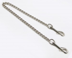 Metal Chain with Clips [100cm]