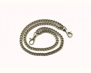 Double Metal Chain with Clips