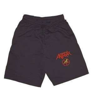 ANTHRAX--- Shorts