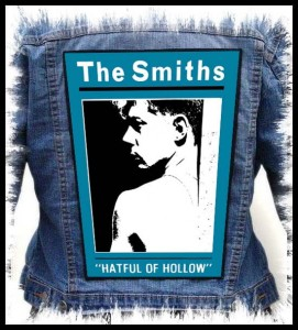 THE SMITHS - Hatful Of Hollow -- Backpatch
