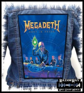 MEGADETH - Rust in Peace -- Backpatch