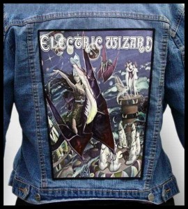 ELECTRIC WIZARD - Electric Wizard -- Backpatch