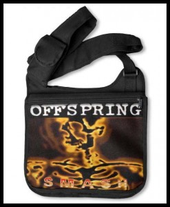 OFFSPRING -- Messenger Bag
