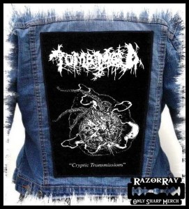 TOMB MOLD - Cryptic Transmissions -- Backpatch