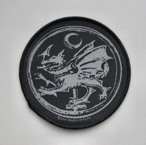 CRADLE OF FILTH - Order Of The Dragon -- Woven Patch