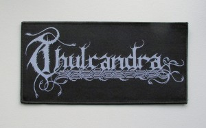 THULCANDRA -- Embroidered Patch