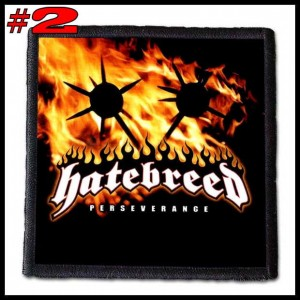 HATEBREED -- Patch