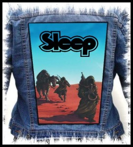 SLEEP - Dopesmoker #4 -- Backpatch