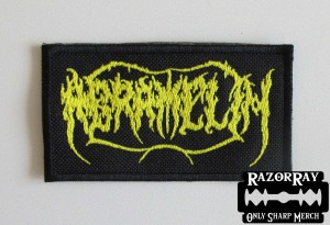 ABRAMELIN [yellow] -- Embroidered Patch