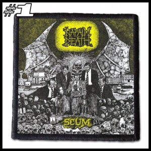 NAPALM DEATH -- Patch