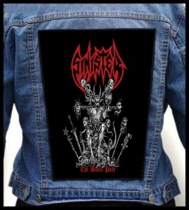 SINISTER - The Blood Past -- Backpatch