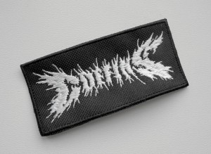 COFFINS -- Embroidered Patch