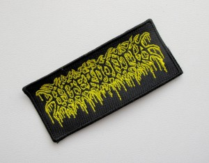 HYPERDONTIA -- Embroidered Patch