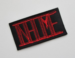 INHUME -- Embroidered Patch