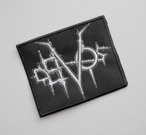 DEIVOS  -- Embroidered Patch