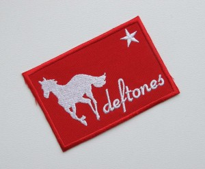 DEFTONES -- Embroidered Patch