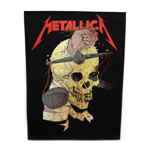 METALLICA - HARVESTER OF SORROW -- Official Backpatch