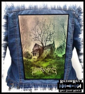 WOODS OF YPRES - Home -- Backpatch