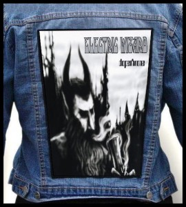ELECTRIC WIZARD - Dopethrone -- Backpatch