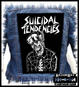 SUICIDAL TENDENCES - S.T. -- Backpatch