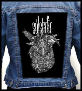 SOLSTAFIR - Cross -- Backpatch