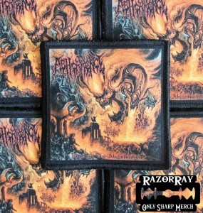 ABHORRENCE (BRA) - Evoking the Abomination  -- Patch [Limited]