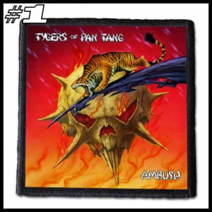 TYGERS OF PAN TANG -- Patch
