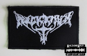 ARCKANUM [white] -- Embroidered Patch