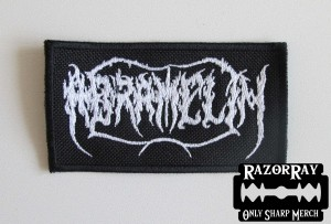 ABRAMELIN [white] -- Embroidered Patch