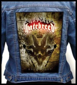 HATEBREED - Supremacy -- Backpatch