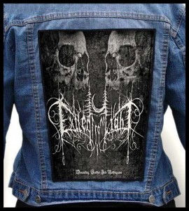 EXILED FROM LIGHT - Descending Further into Nothingness -- Backpatch